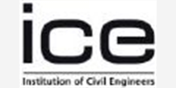 Logo for Institution of Civil Engineers (ICE)